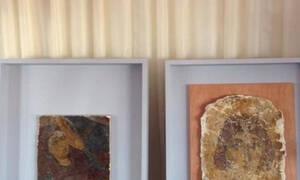 Кипрские иконы возвращаются на родину
