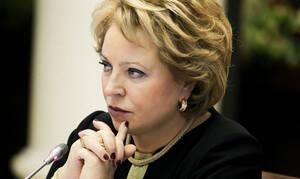 Матвиенко предложила разработать во всех регионах стандарты благополучия пенсионеров