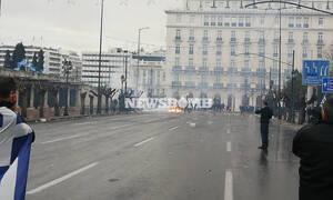 Συλλαλητήριο Μακεδονία: Κακουργηματική δίωξη για τους 7 που συνελήφθησαν στα επεισόδια