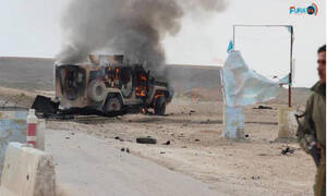 Ο τρόμος του ISIS επιστρέφει: Νέα φονική επίθεση κατά Αμερικανών στρατιωτών (Vid)