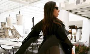 Η Μάγκυ Χαραλαμπίδου έκανε το πιο καυτό challenge με την πίσω της κίνηση! (pics)