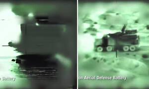 Ο πόλεμος ξεκίνησε! Ολονύχτιο μπαράζ ισραηλινών βομβαρδισμών κατά ιρανικών στόχων στη Συρία