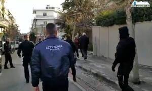 Κοζάνη: Με αποδοκιμασίες αποχώρησε από το δικαστήριο ο κατηγορούμενος για τη δολοφονία της Βλάχου