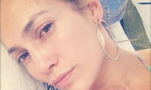 Jennifer Lopez: Και χωρίς φίλτρο και χωρίς make up