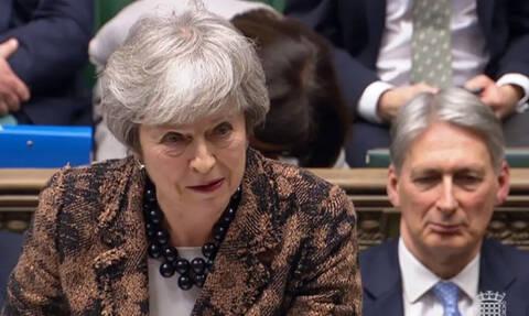 Τερέζα Μέι: Αποκλείει νέο δημοψήφισμα για το Brexit - «Ναι» σε νέες συνομιλίες με τους εταίρους της