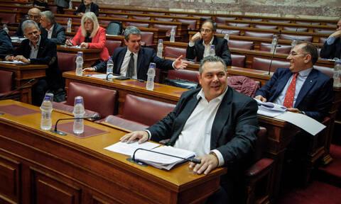 Νέα επίθεση Καμμένου σε ΣΥΡΙΖΑ: Θερμά συγχαρητήρια! Είστε κυβέρνηση αποστασίας
