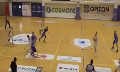 Παίκτης κινδυνεύει να χάσει την όραση του μετά από χτύπημα αντιπάλου! (video)