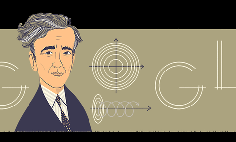 Λεβ Λαντάου: Η Google τιμάει με doodle την 111η επέτειο της γέννησής του