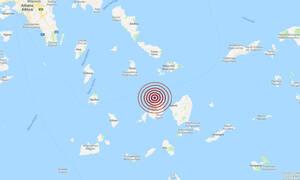 Σεισμός στην Πάρο (pic)