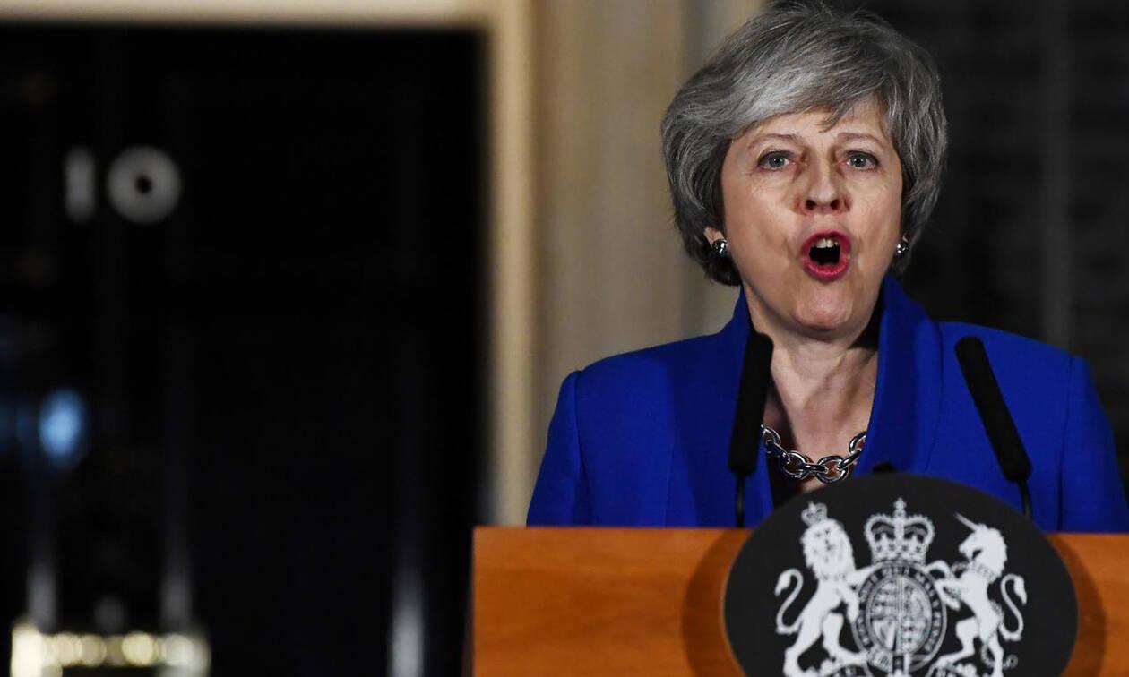 Δυσαρέστησε το «Plan B» της Τερέζα Μέι για το Brexit