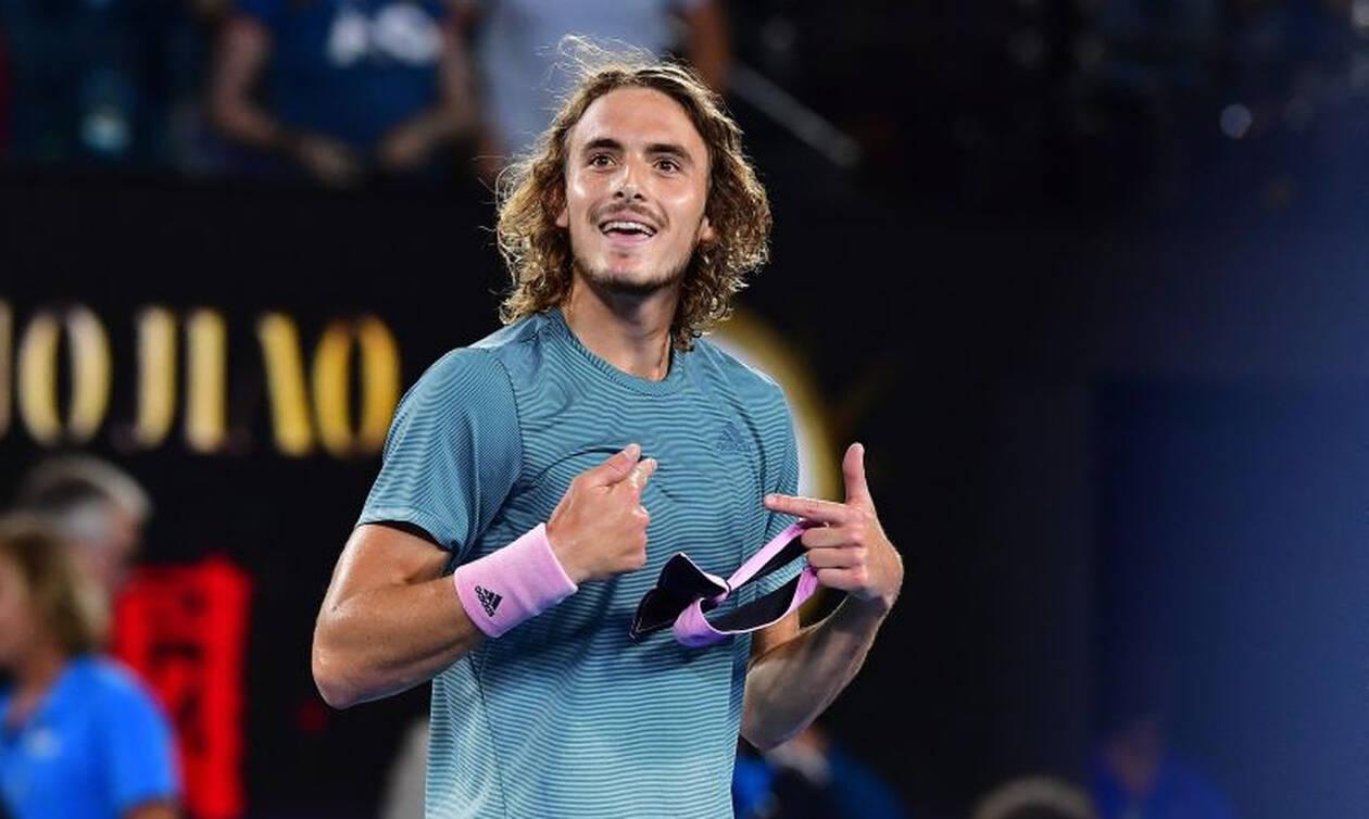 Στέφανος Τσιτσιπάς: Πόσα χρήματα θα κερδίσει αν κατακτήσει το Αυστραλιανό Open