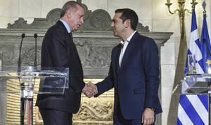 Алексис Ципрас проведет официальный визит в Турцию 5-7 февраля