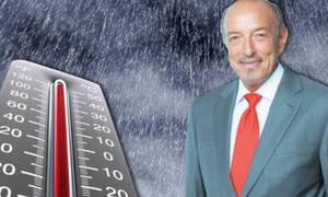 Καιρός: Ερχονται ισχυρές καταιγίδες. Η προειδοποίηση του Τάσου Αρνιακού (video)