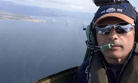Πάτρα: Σήμερα το τελευταίο «αντίο» στον πιλότο Παναγιώτη Κεφαλά