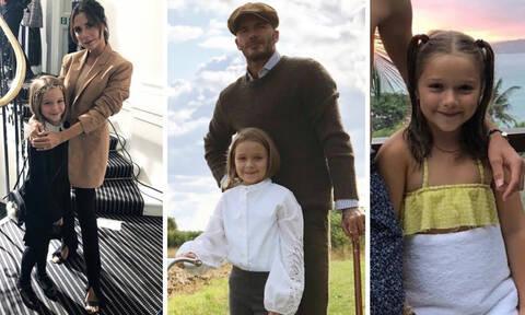 Harper Beckham: Είναι ήδη μια μικρή fashionista και οι φωτογραφίες το αποδεικνύουν (pics +vid)