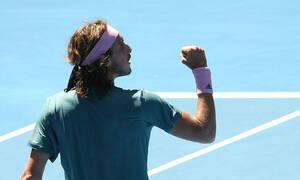 Tsitsipas beats Bautista Agut; reaches Australian Open semi-finals