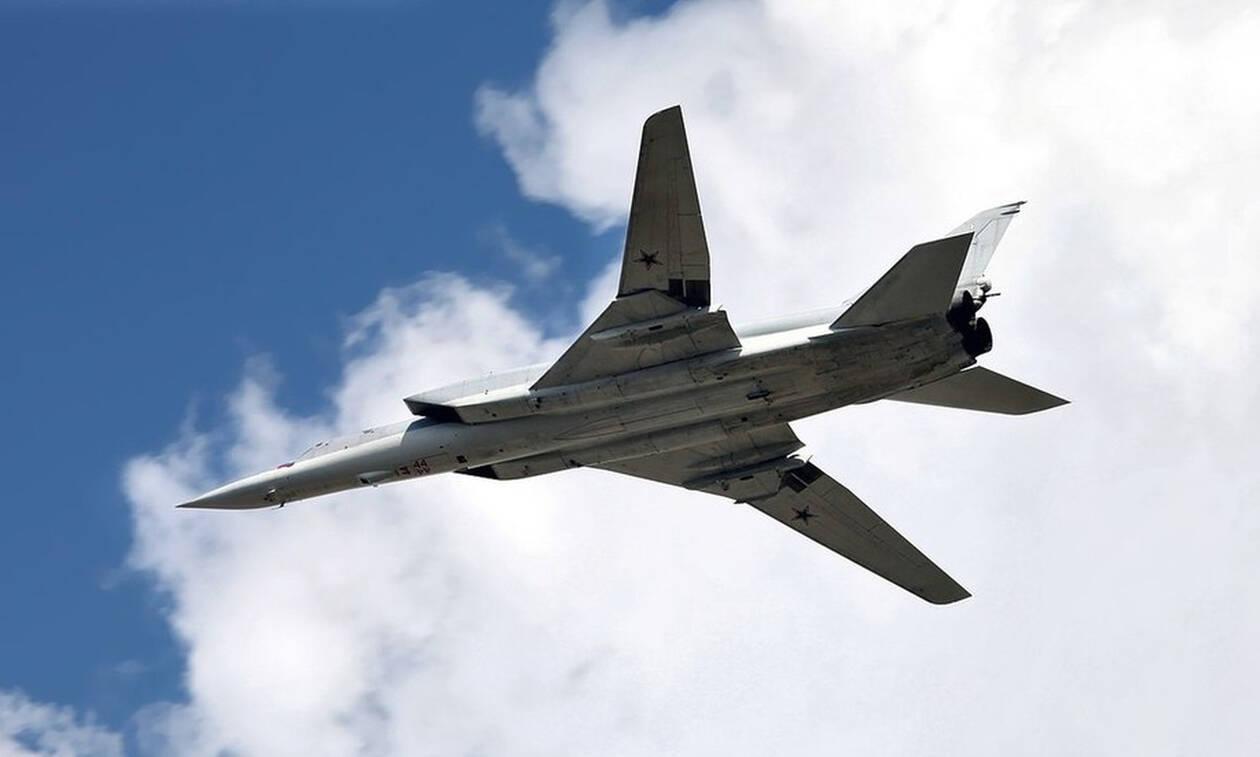 Συνετρίβη βομβαρδιστικό κατά την προσγείωσή του στη Ρωσία