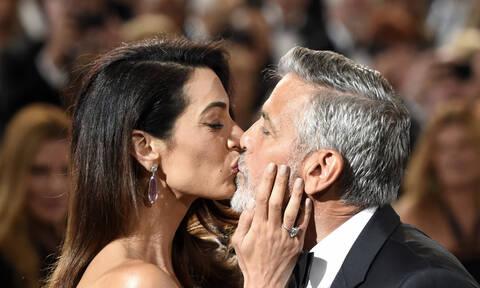 Ευχάριστα νέα για τον George Clooney και την Amal: Η μεγάλη απόφαση που πήρε το διάσημο ζευγάρι