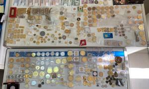 Βέροια: Του άρπαξαν συλλογή μεταλλίων και νομισμάτων αξίας 10.000 ευρώ!