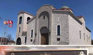 Οι Σκοπιανοί έχτισαν εκκλησία στο Τορόντο με το όνομα «Άγιος Δημήτριος Θεσσαλονίκης»!