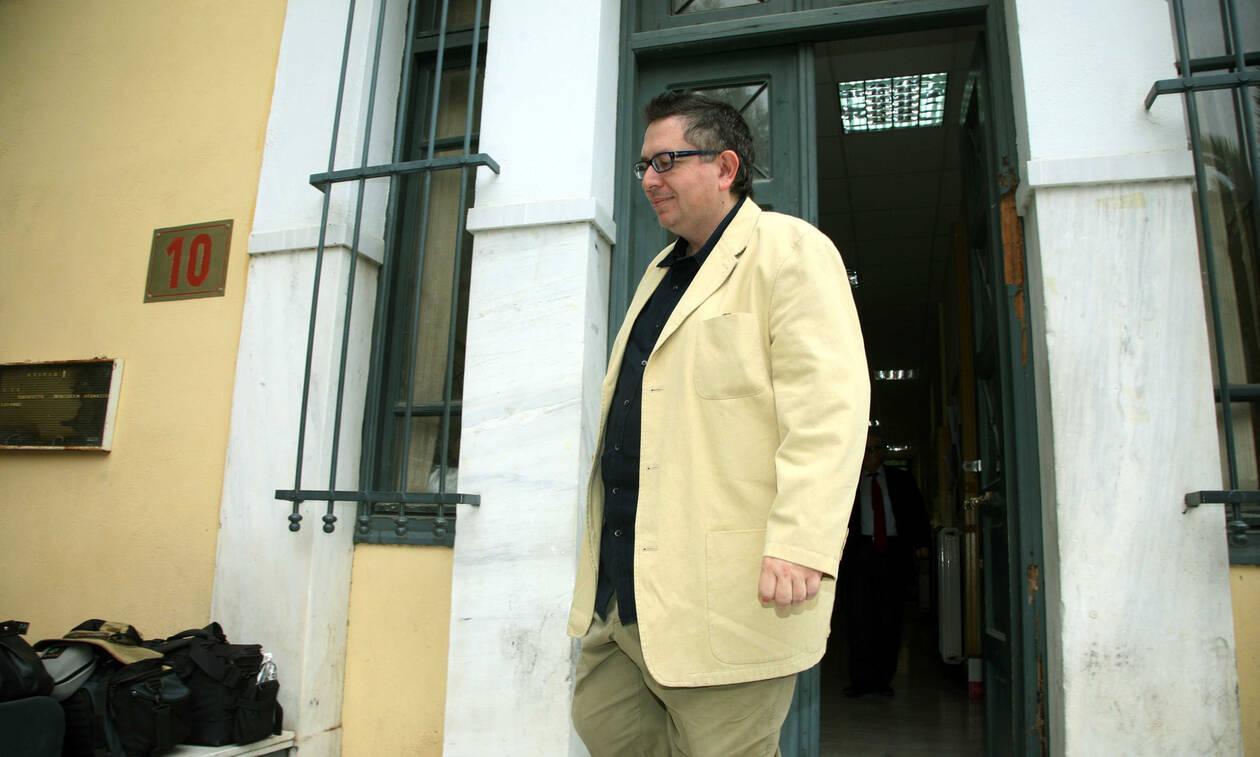 Θέμος Αναστασιάδης: Το «τελευταίο αντίο» του Πρώτου Θέματος στον εκδότη