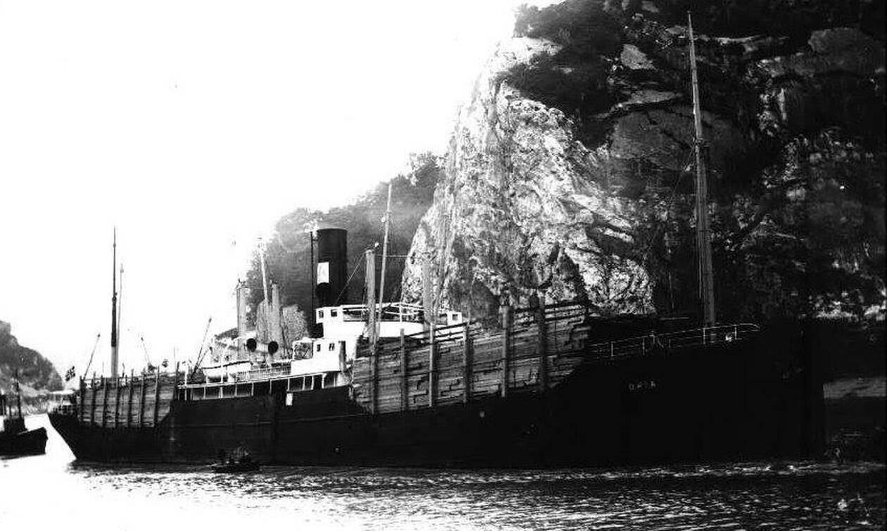 Νήσος Πάτροκλος: Όρια, ο άγνωστος «Τιτανικός» της Ελλάδας με τους 4.000 νεκρούς