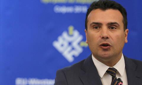 Ζάεφ: Ελπίζω να κυρωθεί από την ελληνική Βουλή η Συμφωνία των Πρεσπών