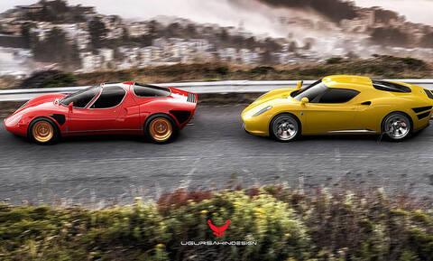 Η Alfa Romeo Nivola είναι χάρμα οφθαλμών