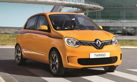 Με μικρές αλλαγές το ανανεωμένο Renault Twingo