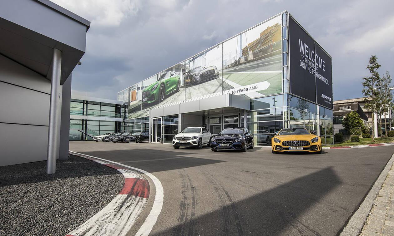 Δεν πάει το μυαλό σας σε ποια χώρα σχεδιάζει η Mercedes να κατασκευάζει αυτοκίνητα…