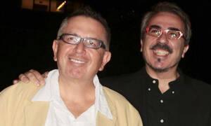 Θέμος Αναστασιάδης: Συγκλονίζει το «αντίο» του Βαγγέλη Περρή στον κολλητό του