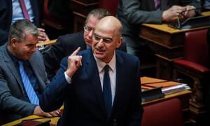 Live - Συμφωνία των Πρεσπών: Ένταση στη Βουλή