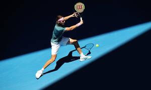 «Μια Ελλάδα γεμάτη φως, μια Ελλάδα γεμάτη τένις»