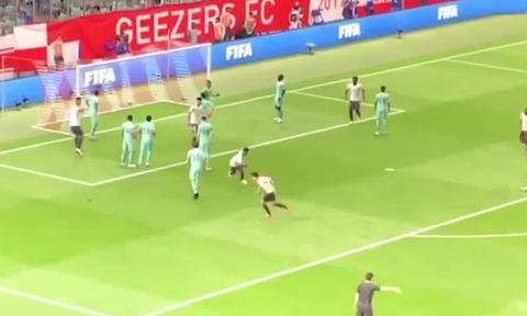 Η γκολάρα του αιώνα που δεν θα δούμε ποτέ σε πραγματικό αγώνα ποδοσφαίρου (video)