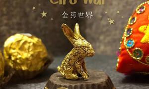 Καλλιτέχνης κάνει γλυπτά για την κόρη του από περιτύλιγμα σοκολάτας (vid)