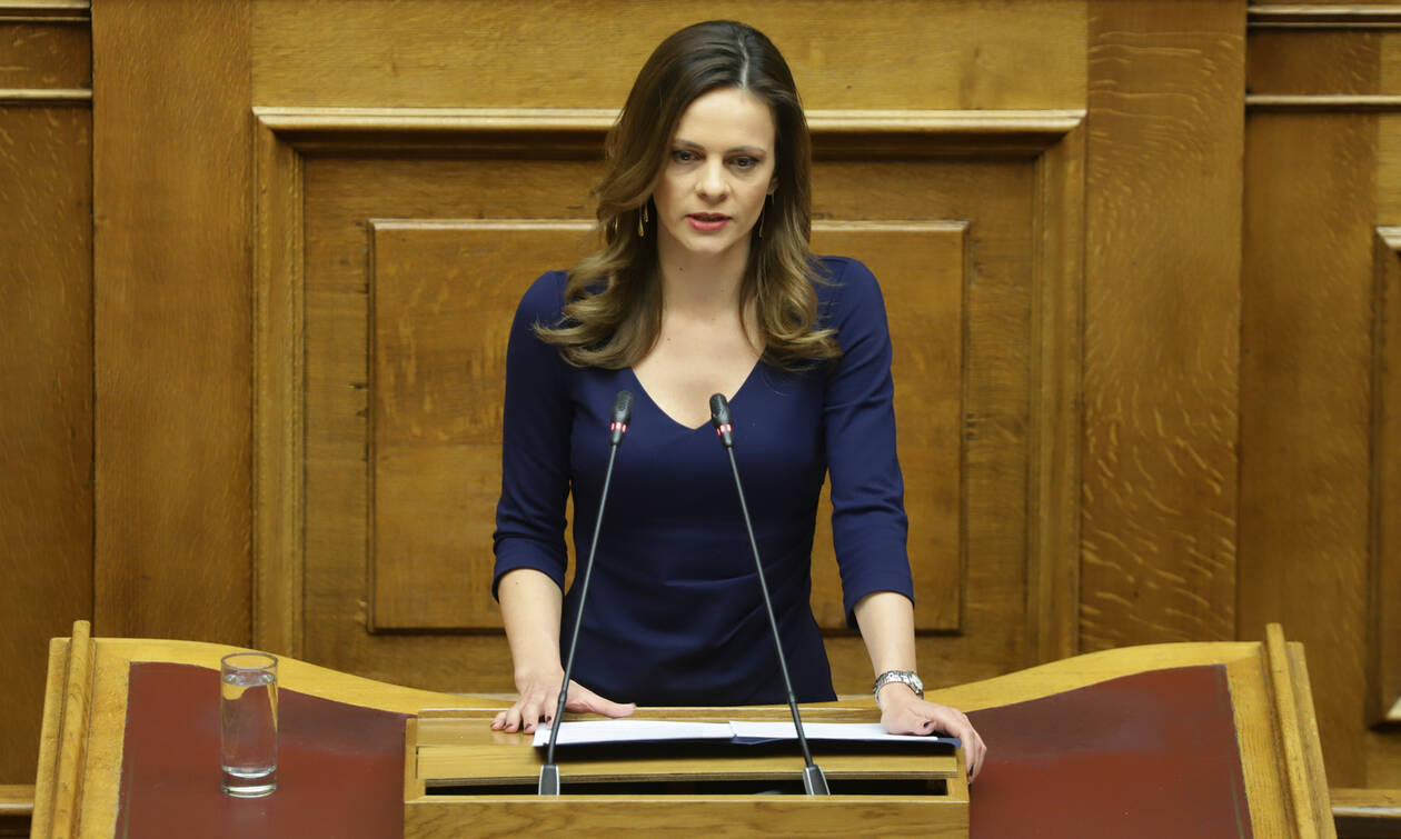 Labour Min Achtsioglou: Up to 85 pct haircut on debt surcharges from 2002 to 2016