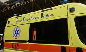 Τραγωδία στην εθνική οδό έξω από τη Λάρισα – Νεκρός νεαρός άντρας που παρασύρθηκε από φορτηγό