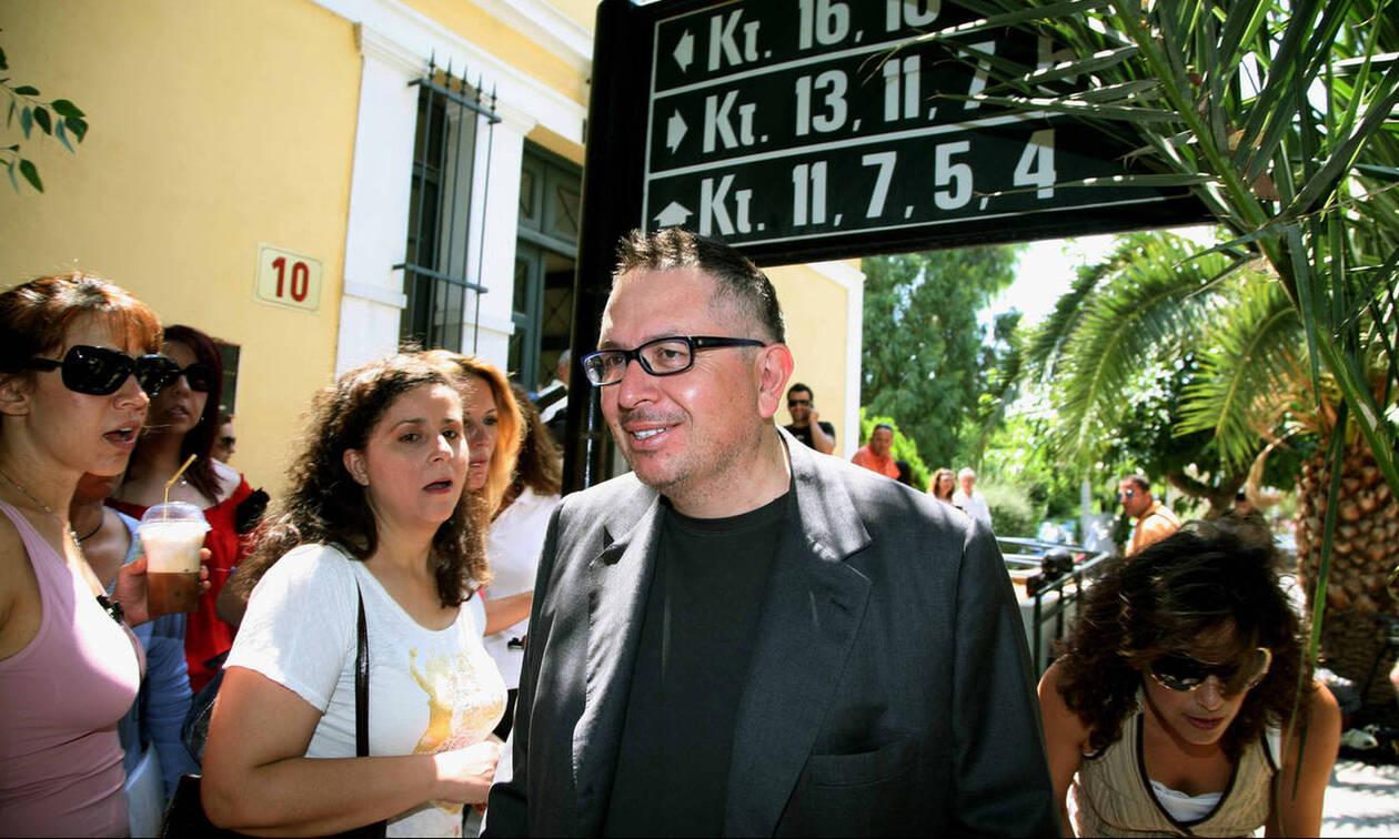 Θέμος Αναστασιάδης: Το μήνυμα του Αλέξη Τσίπρα για το θάνατο του εκδότη