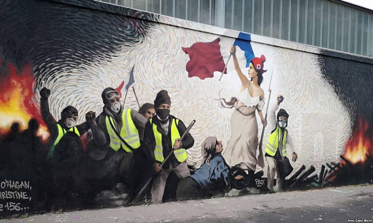 Αυτό το εκπληκτικό γκράφιτι κρύβει μέσα του ένα μυστικό – Όποιος το ανακαλύψει κερδίζει 1000 δολάρια