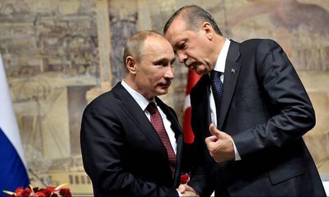 Η ώρα των αποφάσεων για τον Ερντογάν: Σήμερα η κρίσιμη συνάντηση με τον Πούτιν