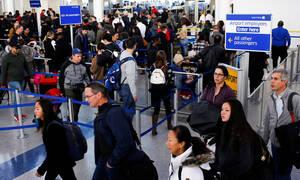 Μετά το Λονδίνο ο πανικός εξαπλώνεται στη Νέα Υόρκη: Drone προκαλεί χάος στο αεροδρόμιο του Νιούαρκ