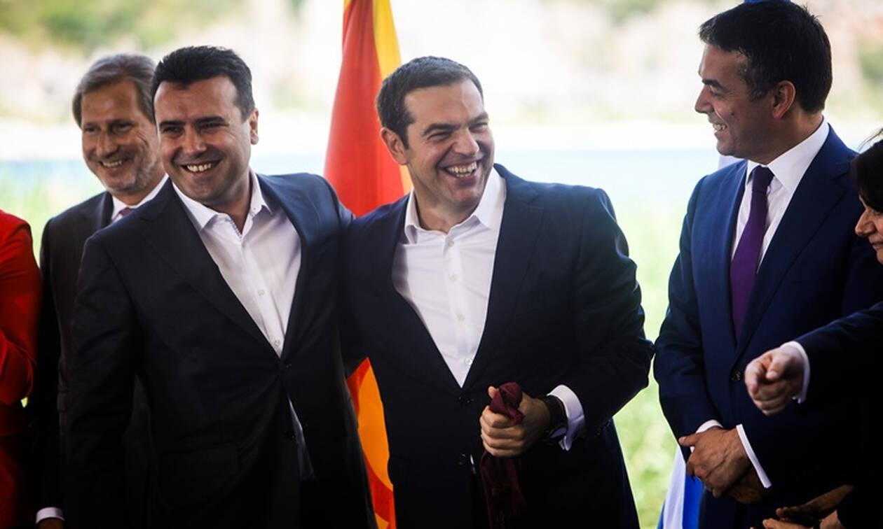 Φέρνουν για ψήφιση τη Συμφωνία των Πρεσπών χωρίς να έχουν γίνει οι Συνταγματικές αλλαγές στα Σκόπια