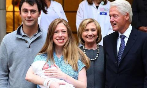 Chelsea Clinton: Έγκυος στο τρίτο της παιδί