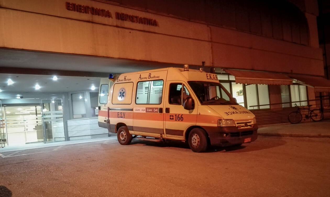 Τροχαίο με εγκατάλειψη στο Ηράκλειο - Ένας τραυματίας