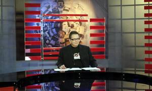 Θέμος Αναστασιάδης: Αυτή ήταν η τελευταία δημόσια εμφάνισή του (pics)