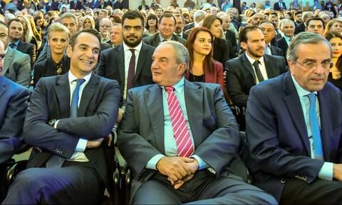 Συμφωνία των Πρεσπών: Το θρίλερ του Μητσοτάκη με Σαμαρά – Καραμανλή για την πρόταση δυσπιστίας