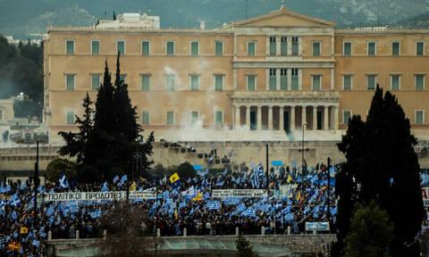 Центр Афин сегодня будет перекрыт из-за протестов
