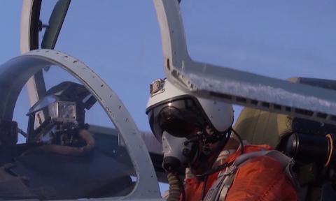 Российский Су-27 перехватил самолет-разведчик ВВС Швеции над Балтикой