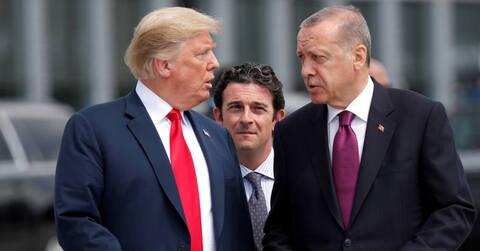 «Πάει γυρεύοντας» να εξοργίσει τον Τραμπ ο Ερντογάν: Δείτε τι έκανε και μπορεί να το πληρώσει ακριβά