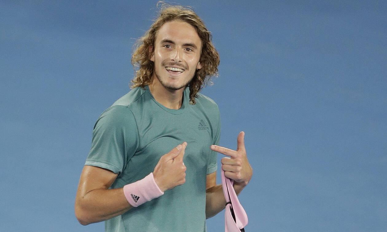 FAZ: Δείτε γιατί ο Στέφανος Τσιτσιπάς είναι ο άνθρωπος που θα «σώσει» το τένις